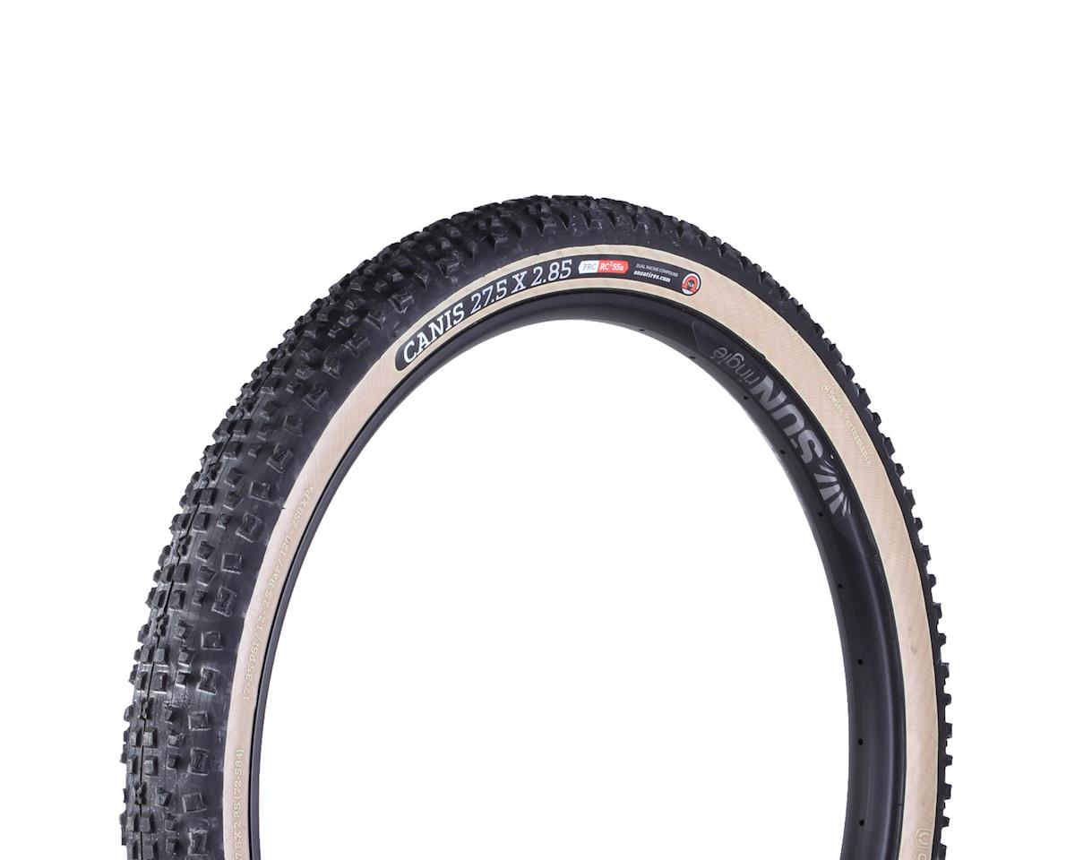 "Canis K tire, 650b (27.5"") x 2.85"" - skinwall"
