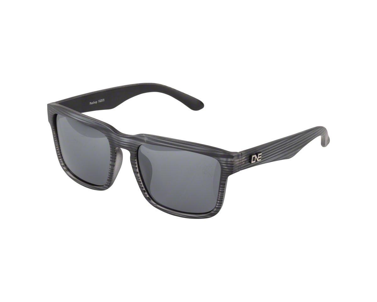 Matte Driftwood Grey ONE Mashup Polarized Sunglasses