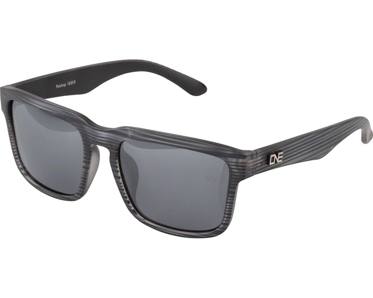 Optic Nerve ONE Mashup Polarized Sunglasses (Matte Driftwood Grey)