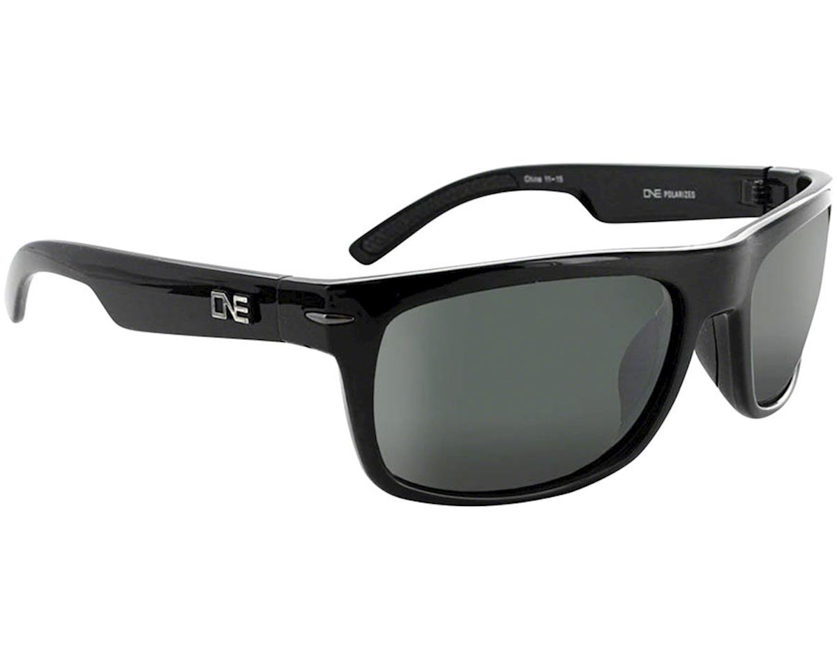 Optic Nerve ONE Timberline Sunglasses (Shiny Black)