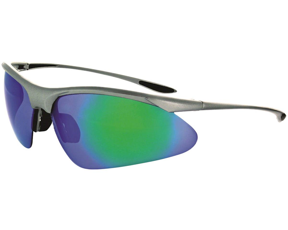 Optic Nerve ONE Tightrope Polarized Sunglasses (Matte Carbon)