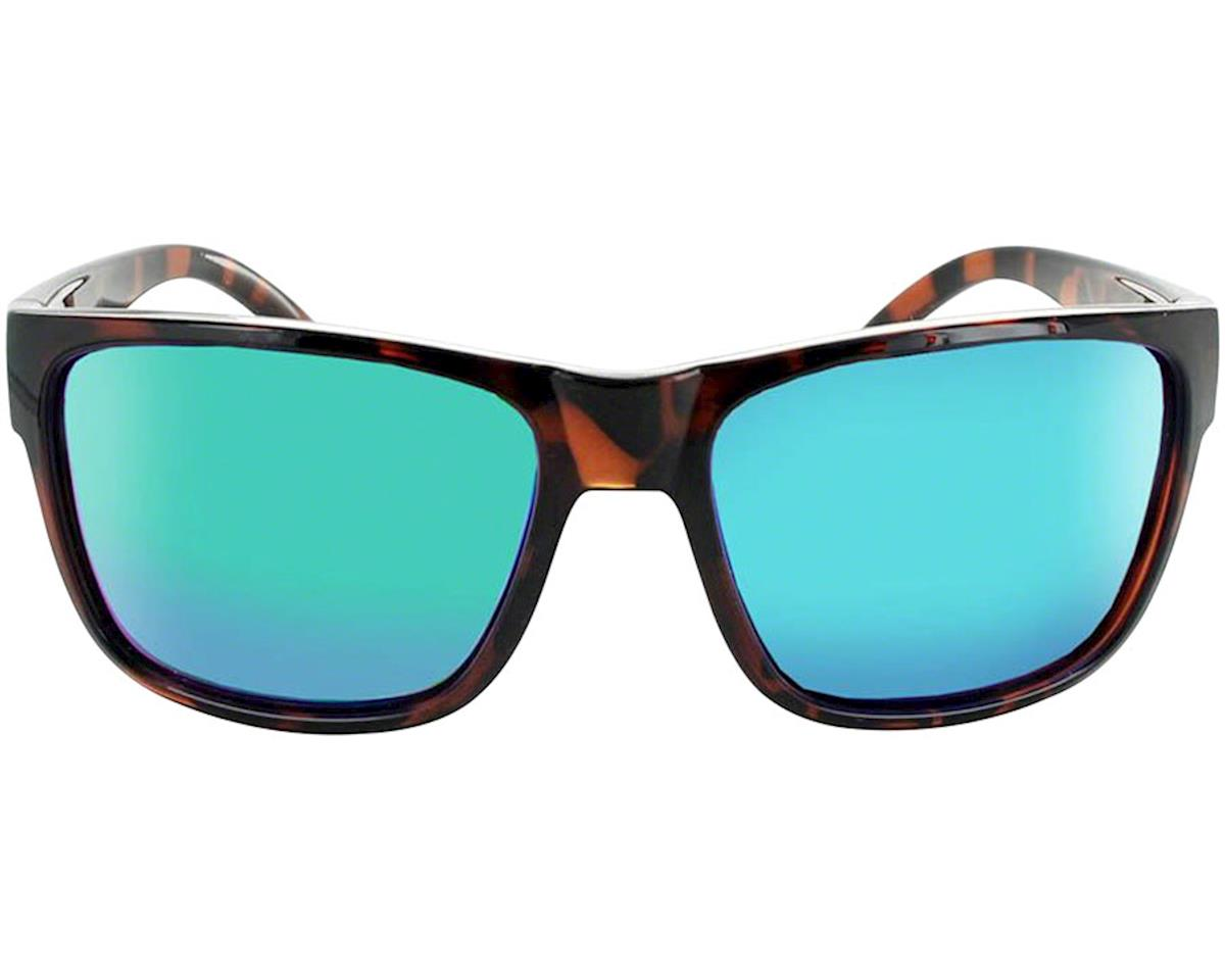 Optic Nerve ONE Kingfish Polarized Sunglasses (Shiny Dark Demi)