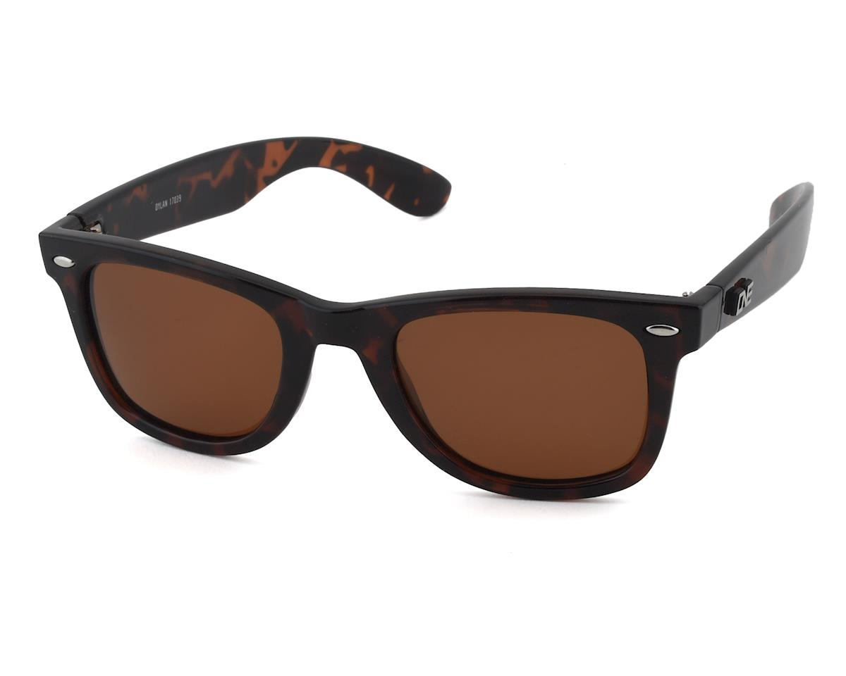 Optic Nerve ONE Dylan Polarized Sunglasses w/ Brown Lens (Shiny Dark Demi)