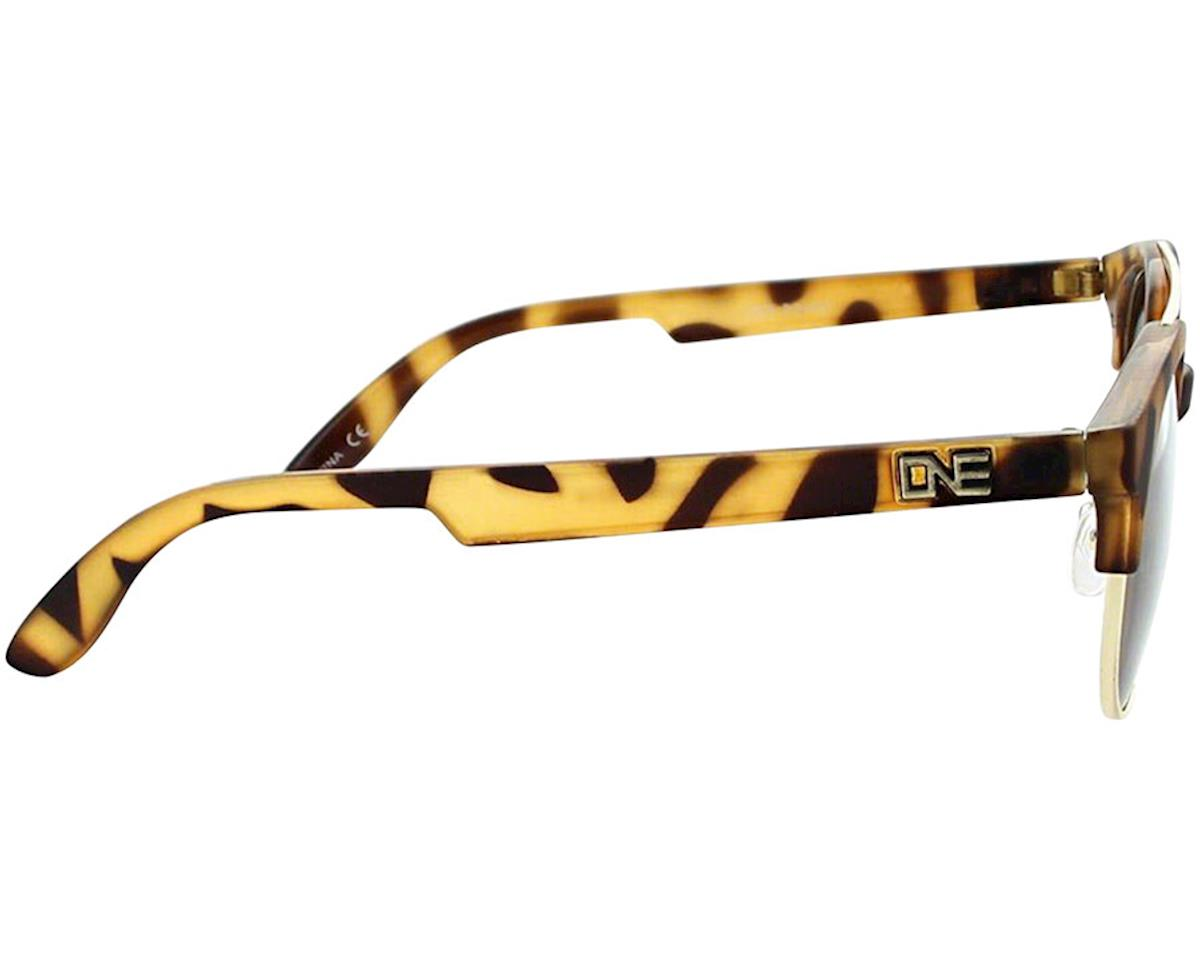Image 3 for Optic Nerve ONE Busby Sunglasses (Matte Honey Demi) (Polarized Brown Lens)