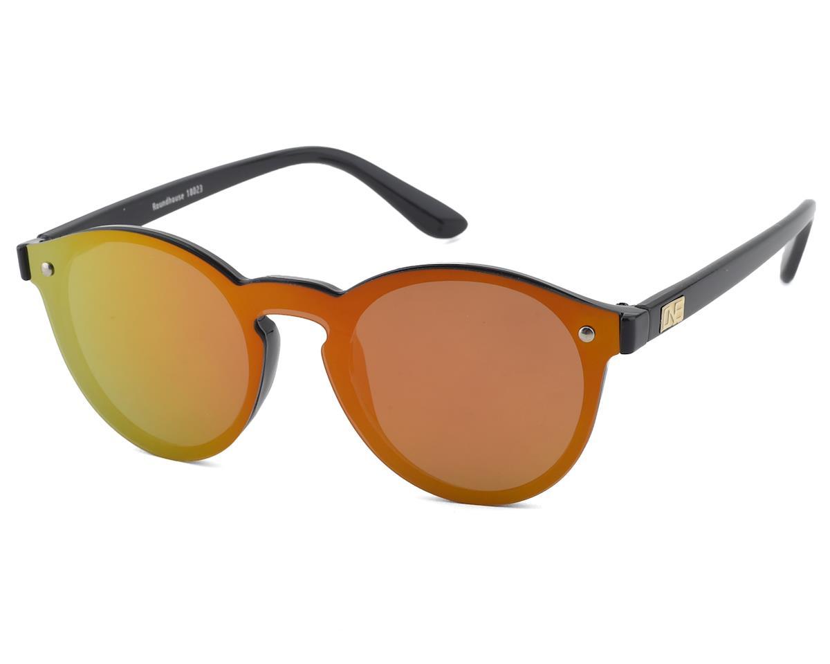 Optic Nerve ONE Roundhouse Polarized Sunglasses (Shiny Black)