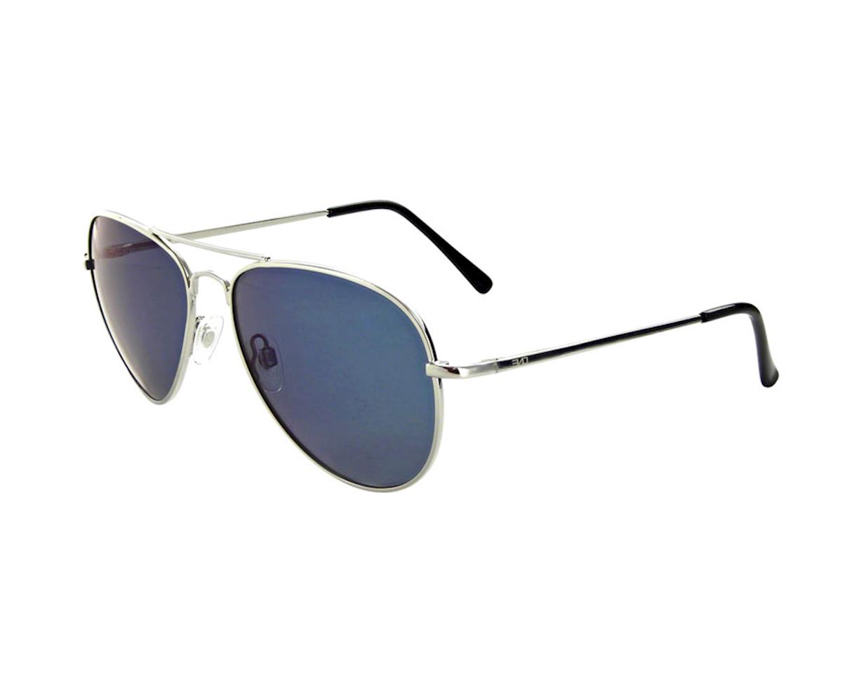 Optic Nerve ONE Estrada Polarized Sunglasses (Shiny Silver)