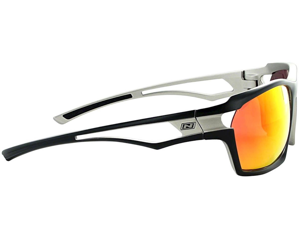 Optic Nerve Variant Sunglasses (Matte Lite Gunmetal)