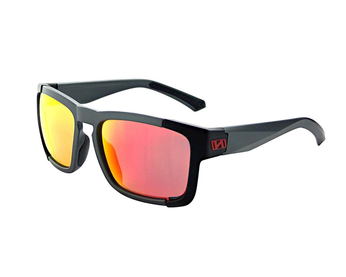 Optic Nerve Vettron Sunglasses (Matte Carbon/Black)