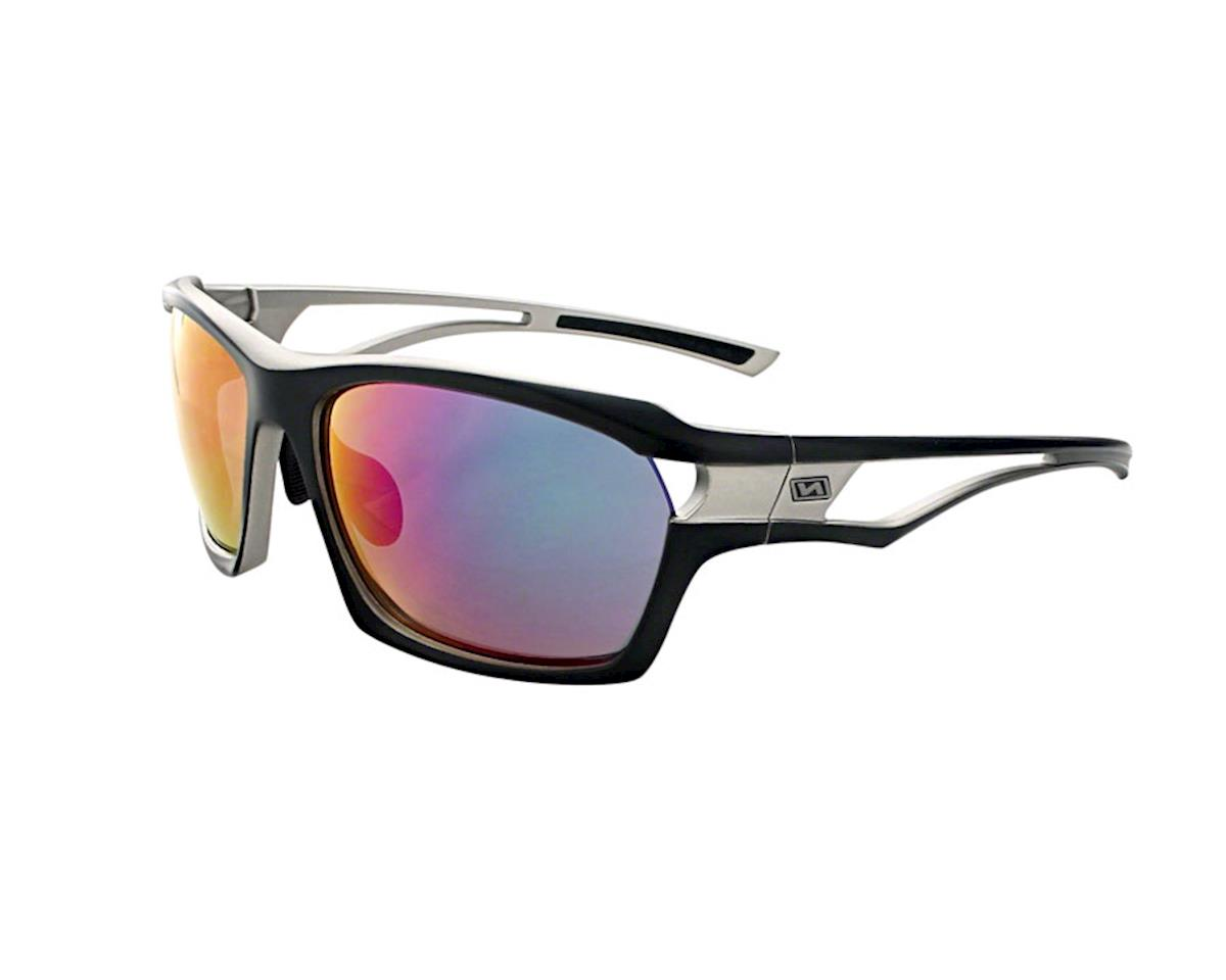 Optic Nerve Cassette Sunglasses (Matte Aluminum Gunmetal)