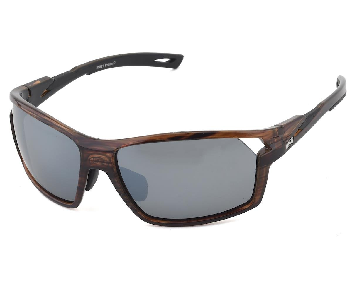 Optic Nerve Primer Sunglasses (Shiny Dark Driftwood Demi)