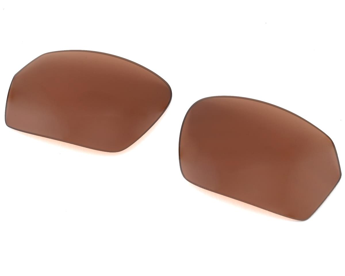 Optic Nerve Primer Sunglasses (Shiny Dark Driftwood Demi)