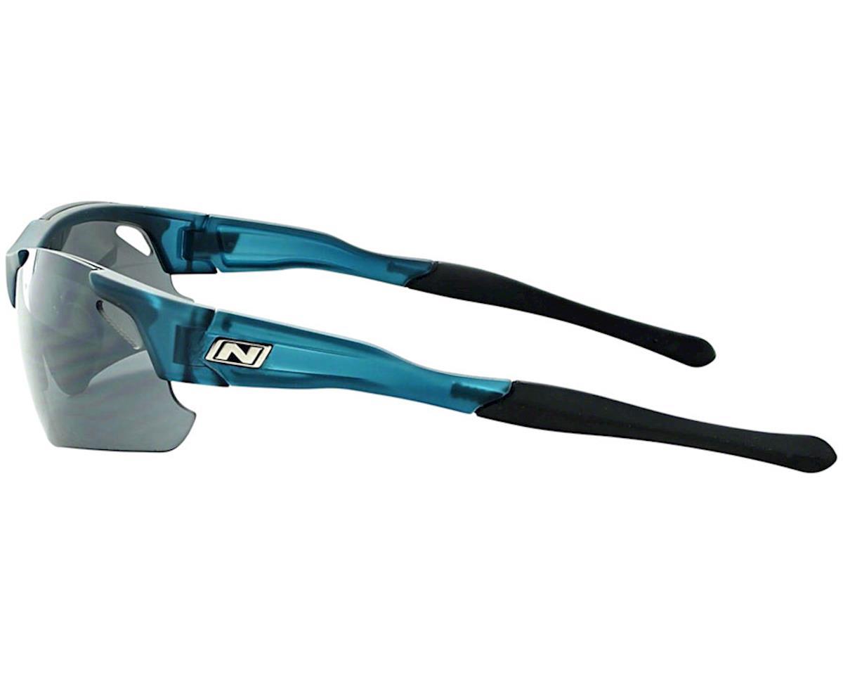Optic Nerve Neurotoxin 3.0 Sunglasses (Crystal Navy)
