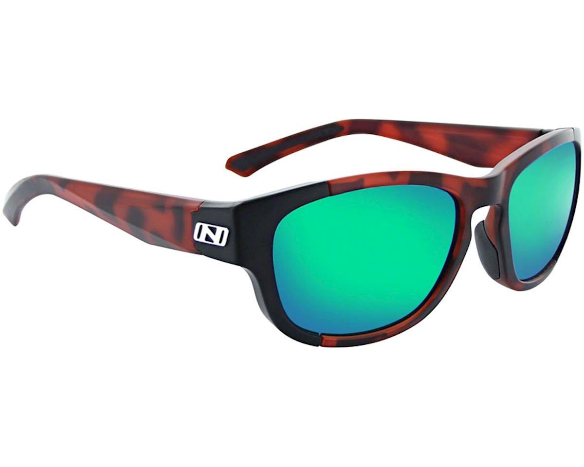 Optic Nerve Vesper Sunglasses (Matte Dark Demi w/Matte Black)