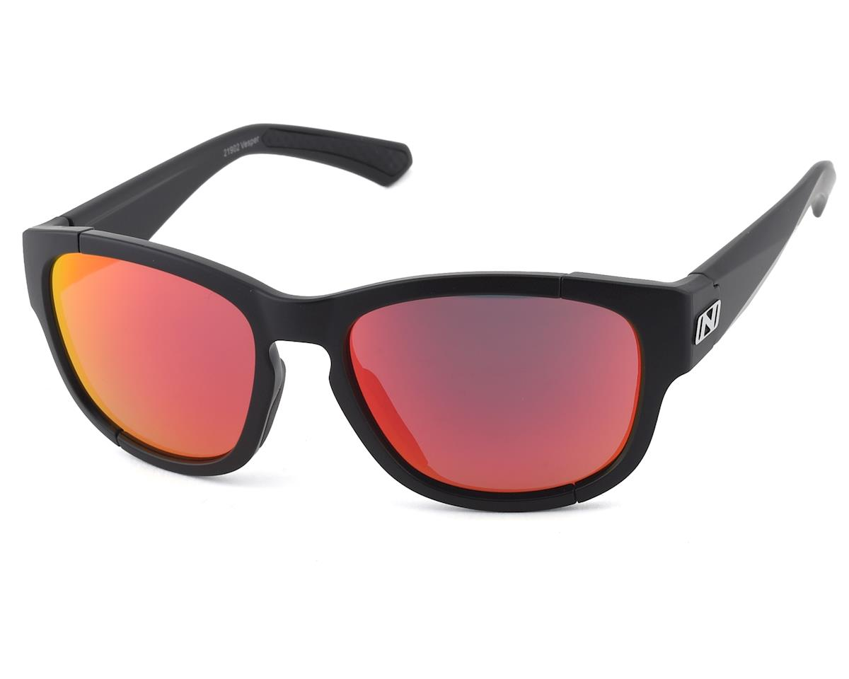 Optic Nerve Vesper Sunglasses (Matte Black/Matte Black)