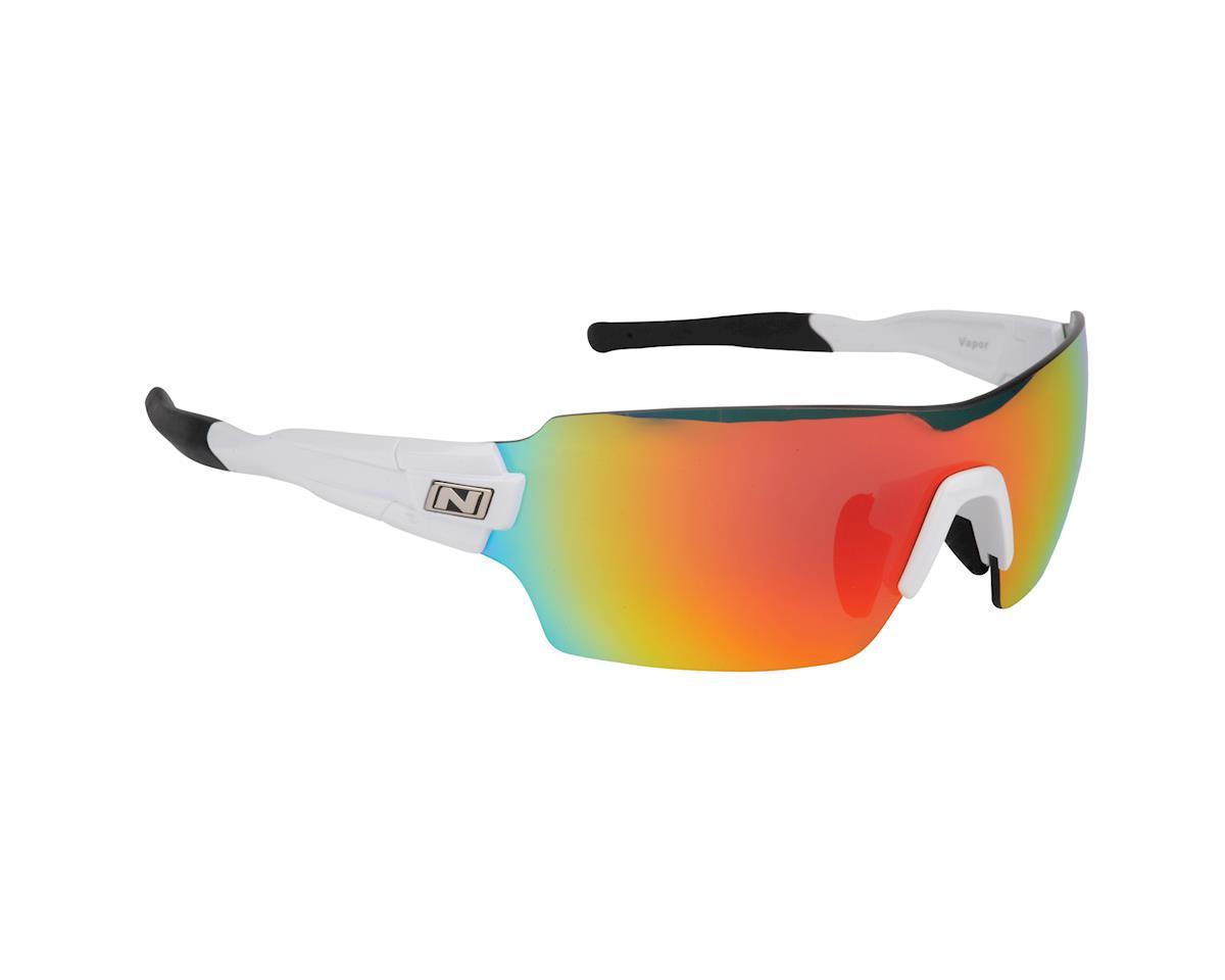 Optic Nerve Vapor IC Multi-Lens Sunglasses - Exclusive Colors (Shiny White)