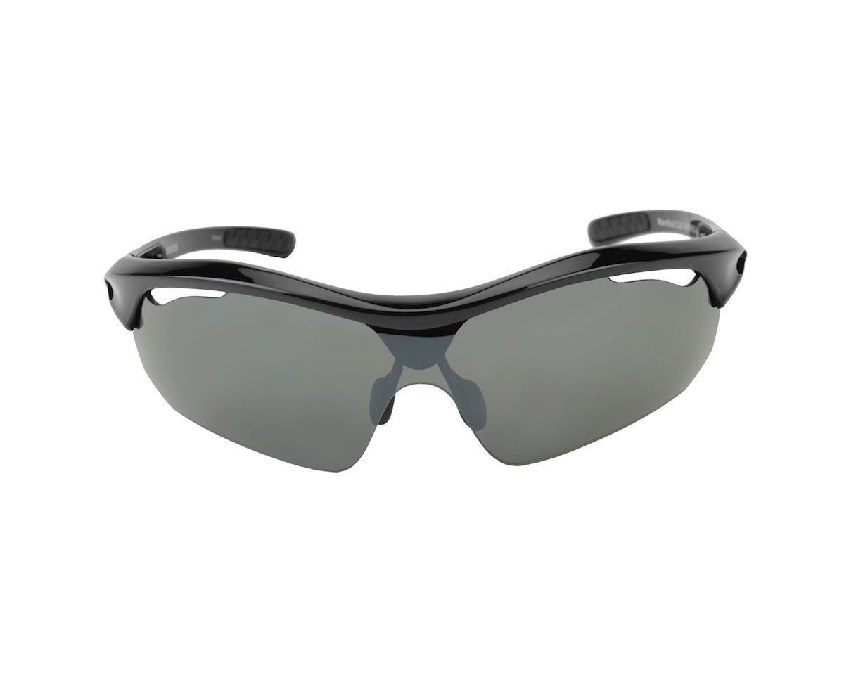 Image 2 for Optic Nerve Hardtail 2.0 Multi-Lens Sunglasses (Shiny Black)