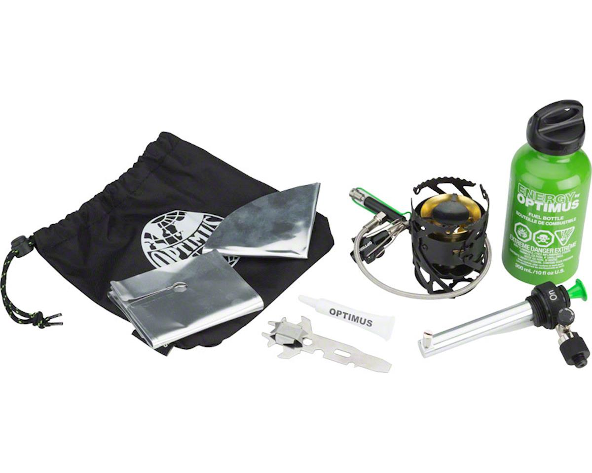 Image 3 for Optimus Polaris Optifuel Stove (Includes 0.4L Fuel Bottle)