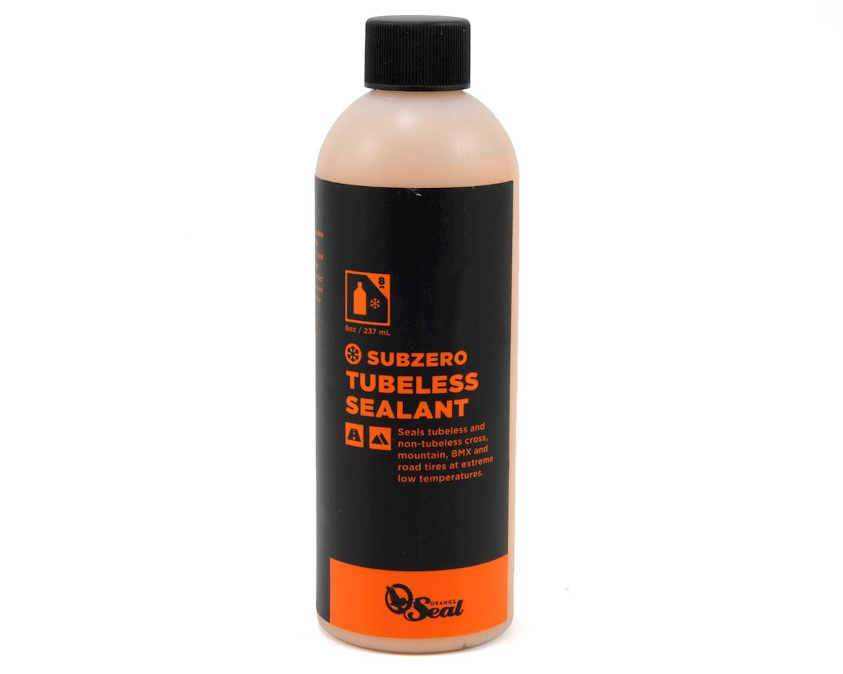 Orange Seal Subzero Tubeless Sealant 8oz