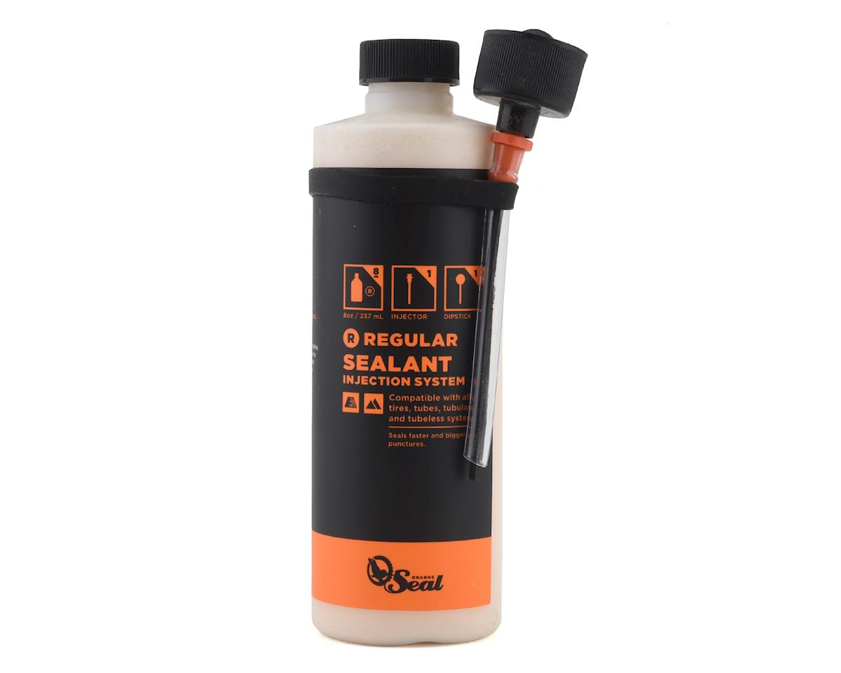 Orange Seal Tubeless Tire Sealant w/Twist Lock Applicator (8oz)