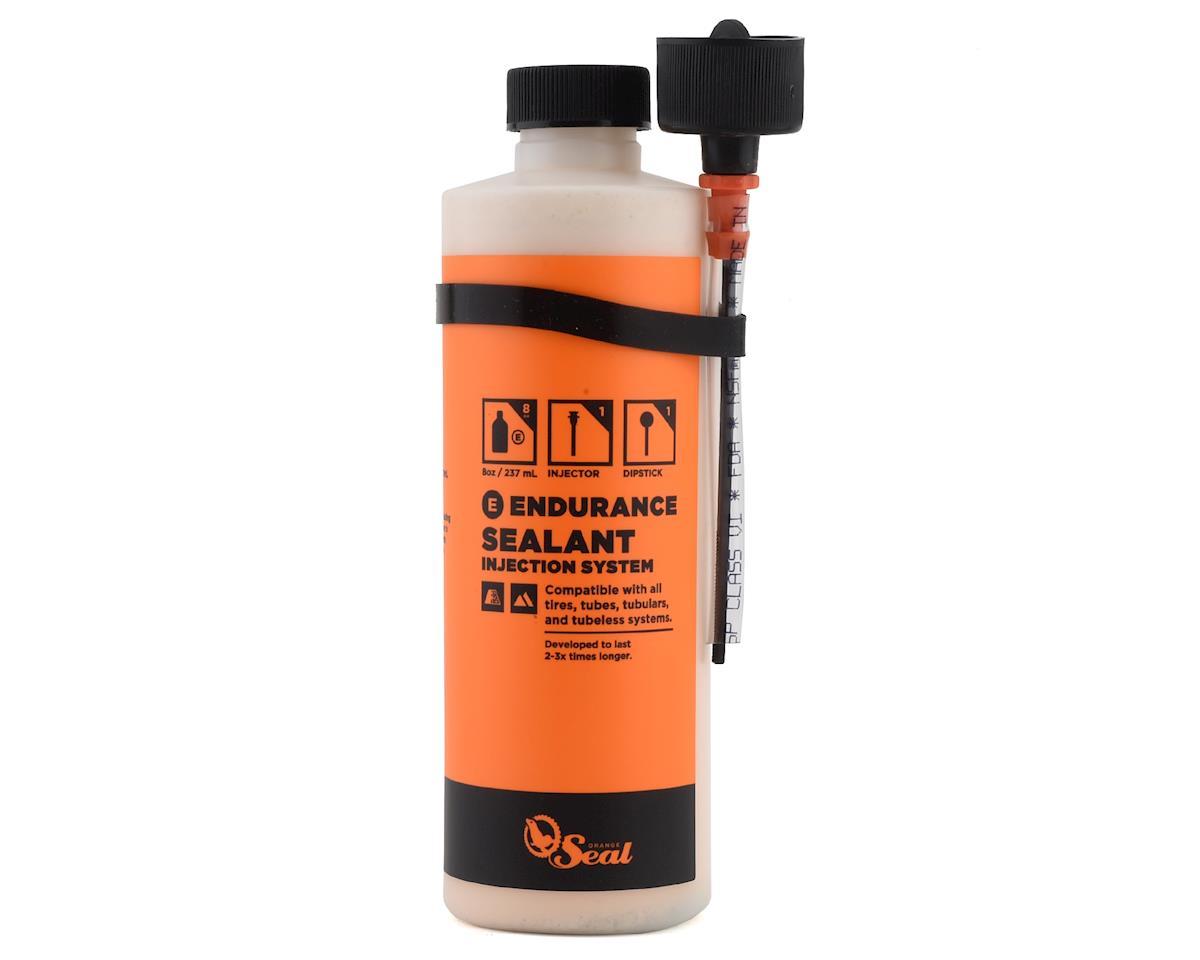 Orange Seal Endurance Tubeless Tire Sealant with Twist Lock Applicator (8oz)