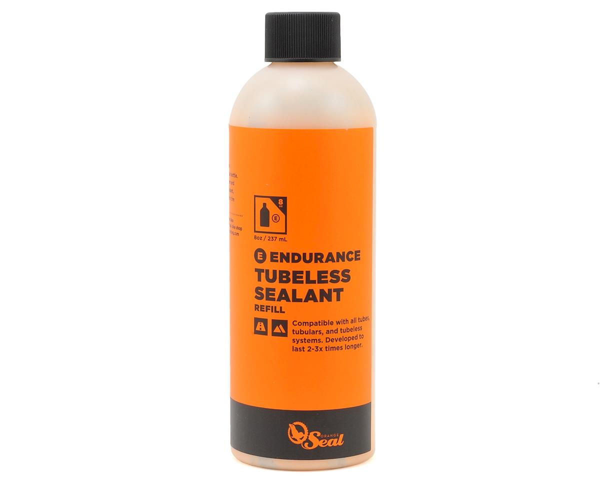 Orange Seal Endurance Tubeless Sealant (8 oz refill)