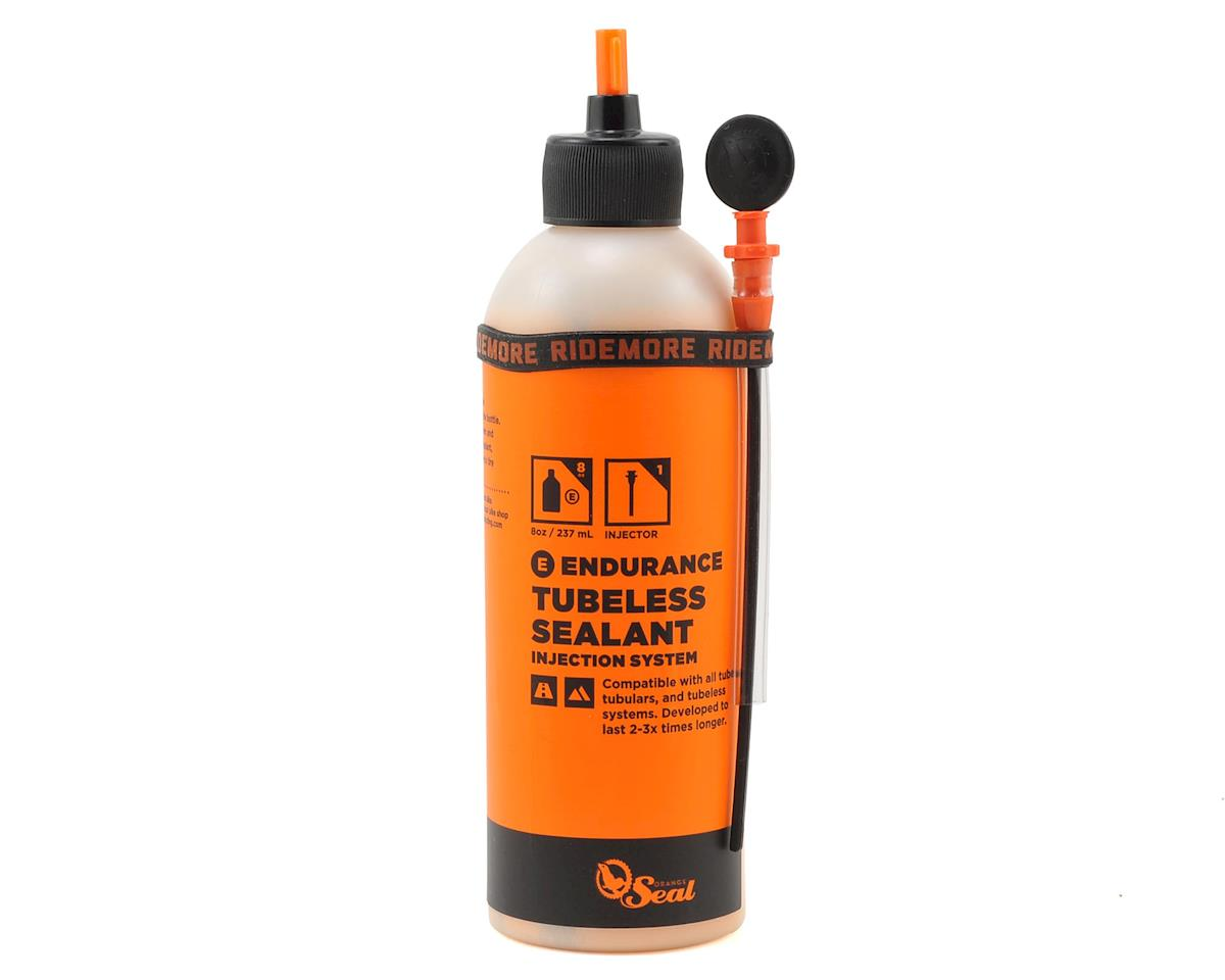 Orange Seal Endurance Tubeless Sealant and Injector (8 oz)