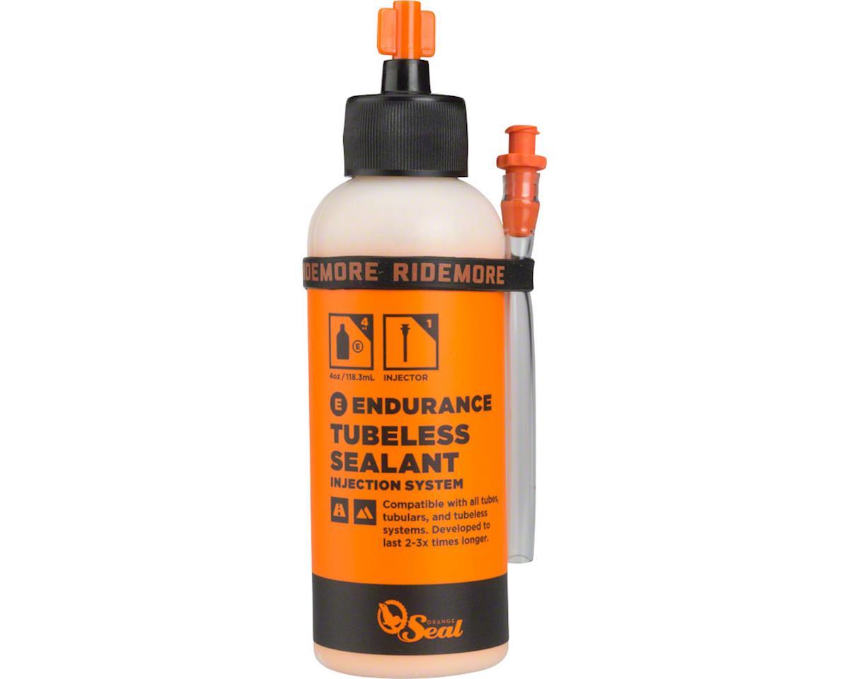 Orange Seal Endurance Tubeless Sealant, 4oz with Twist Lock Applicator