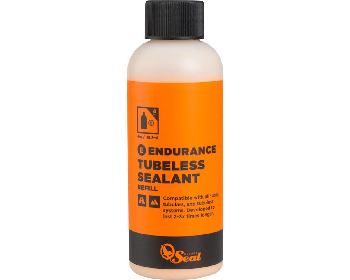 Orange Seal Endurance Tubeless Sealant, 4oz refill