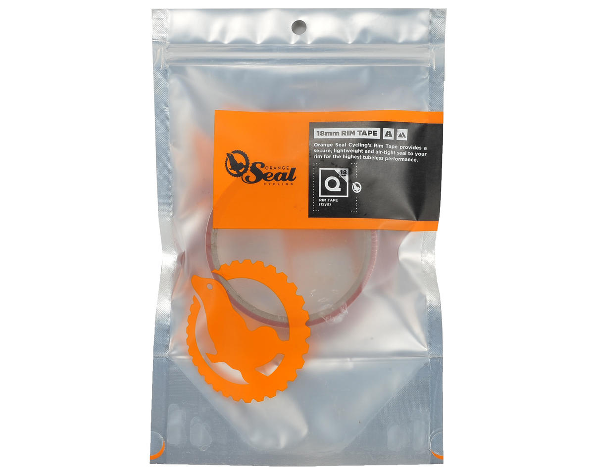 Orange Seal Rim Tape for Tubeless (18mm)