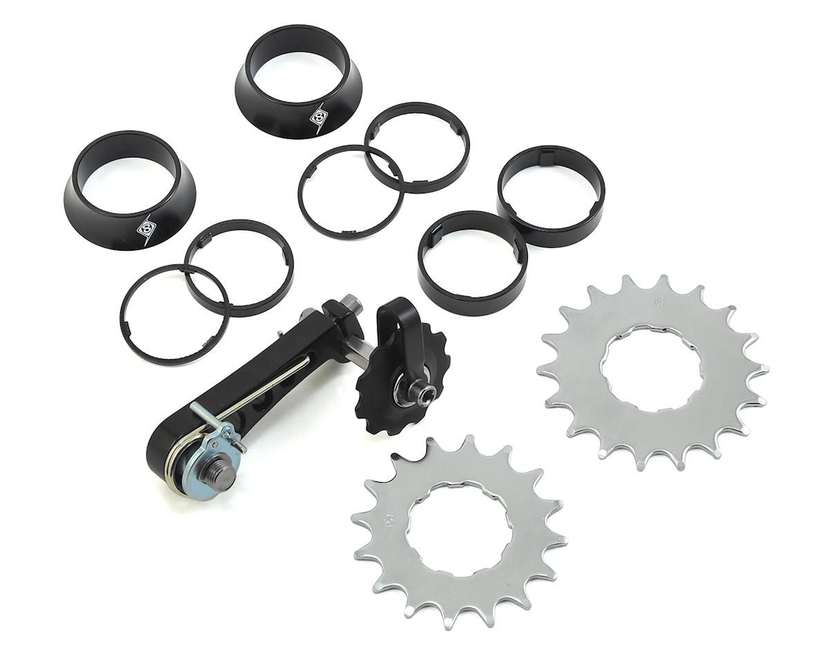 Single Speed Conversion Kit (Black)