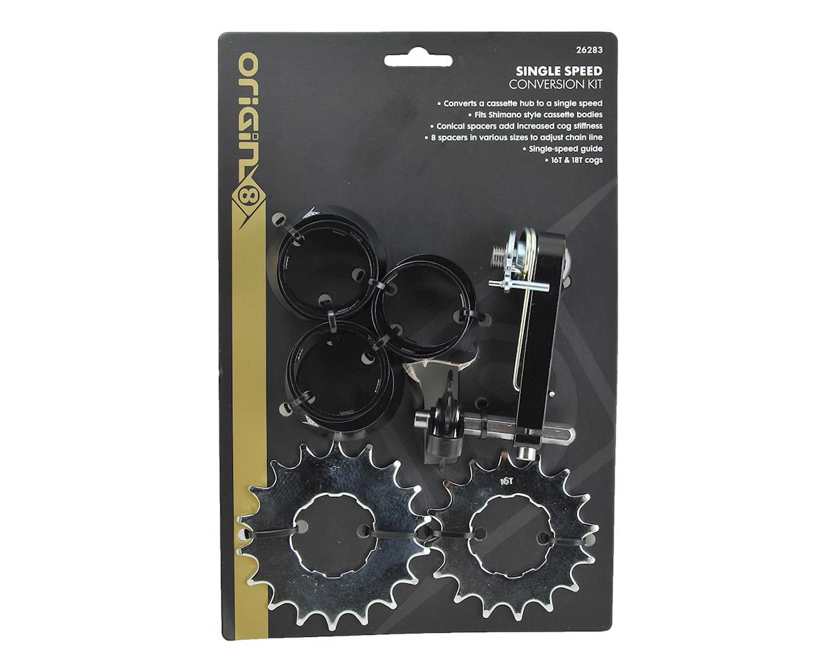 Origin-8 Single Speed Conversion Kit (Black)