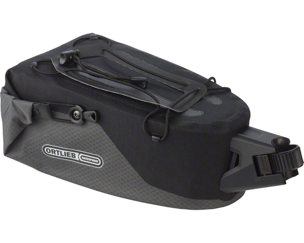 Ortlieb Seatpost Bag: MD, Slate Black