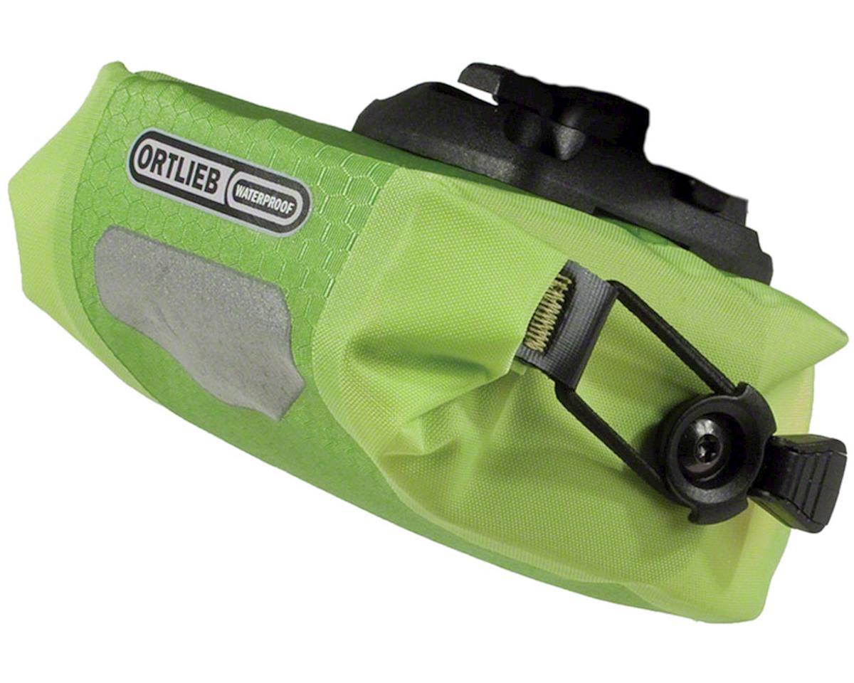 Ortlieb Micro Saddle Bag: Green/Lime