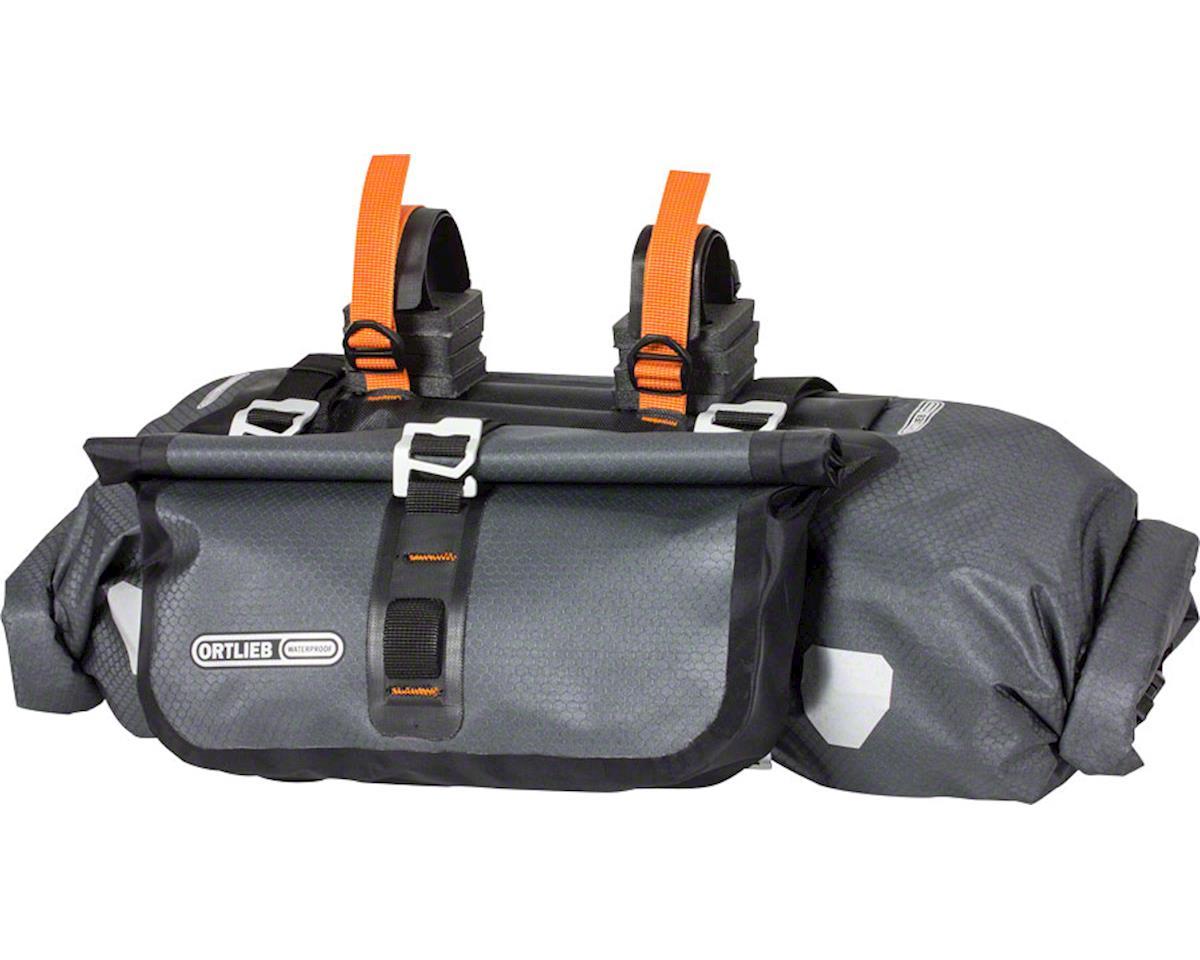 Ortlieb Bike Packing Handle-Bar Pack, Gray/Black