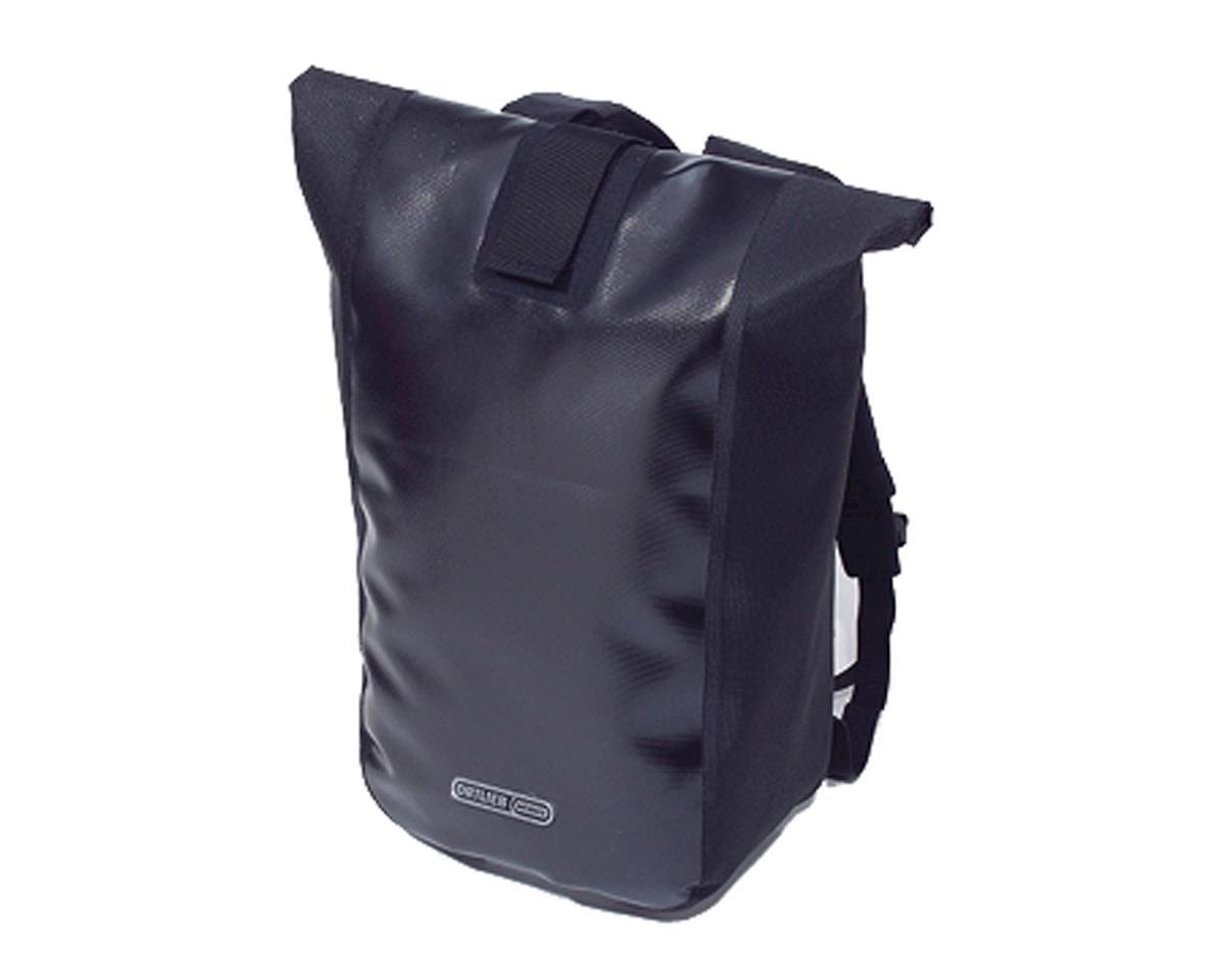 Ortlieb Velocity Backpack: 24 Liter, Black