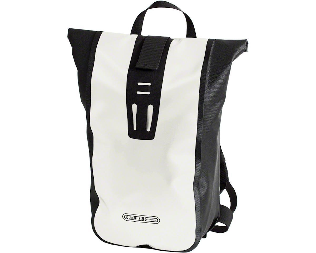 Ortlieb Velocity Backpack: 24 Liter, White