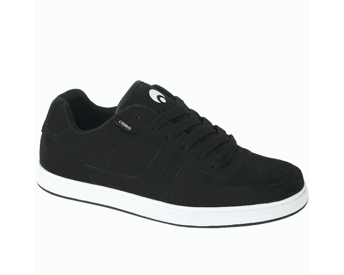 Osiris Relic Shoes (Black/White/Black) (5)