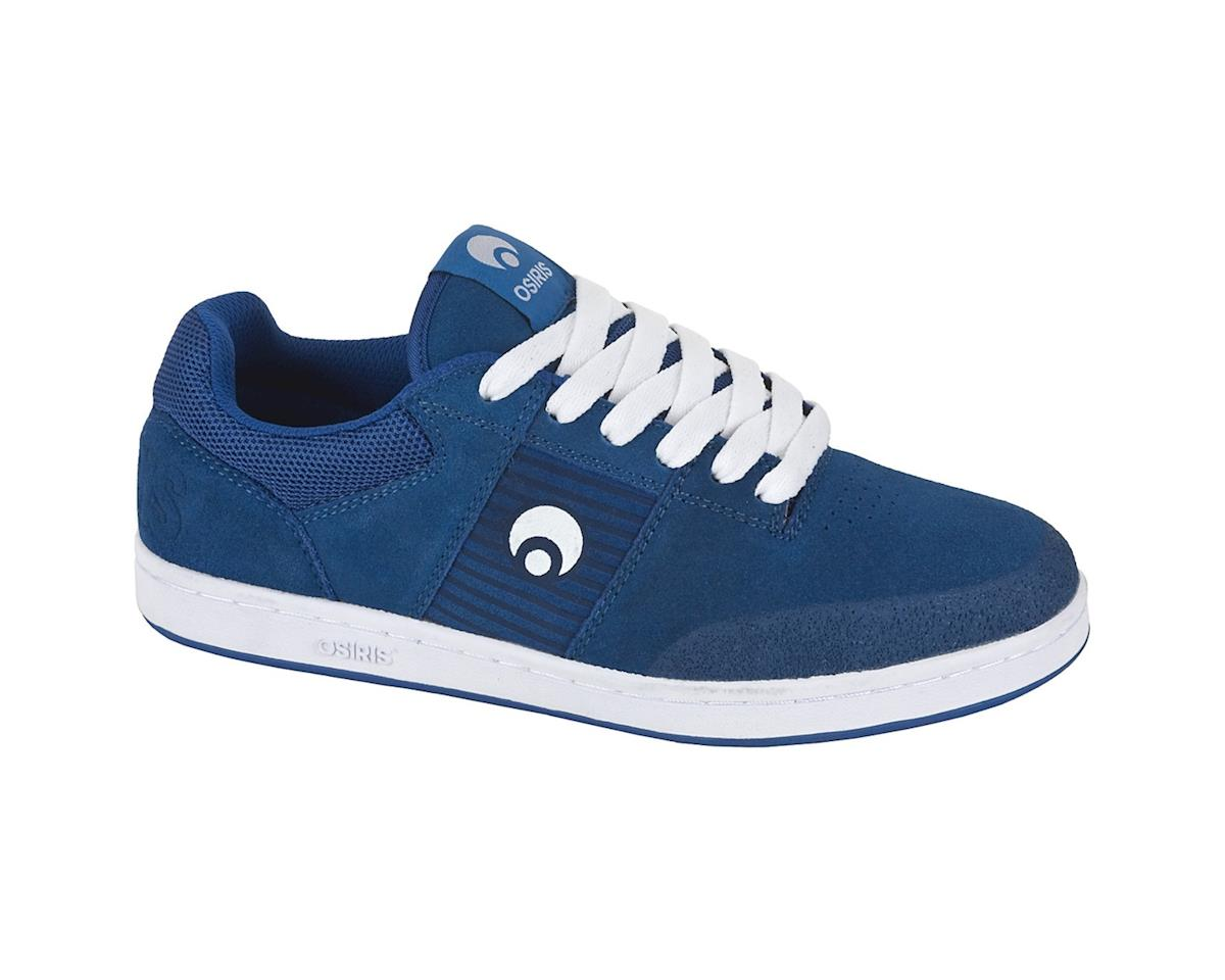 Osiris Sleak Shoes (Black/Blue/White) (5)