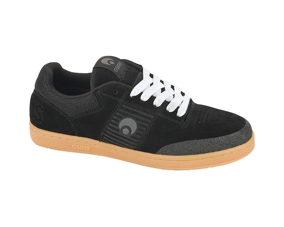 Osiris Sleak Shoes (Black/Charcoal/Gum) (5)