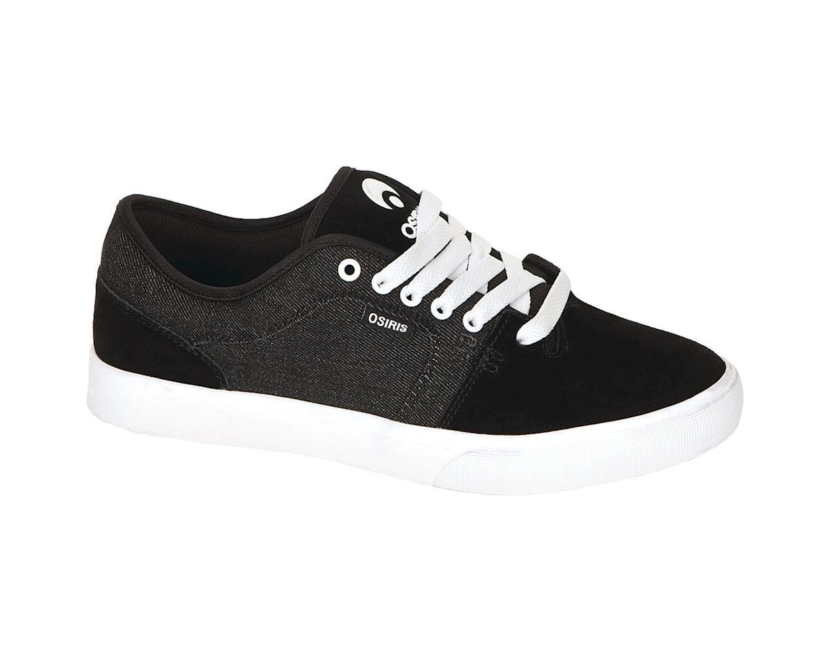 Osiris Decay Shoes (Black/Denim) (5)