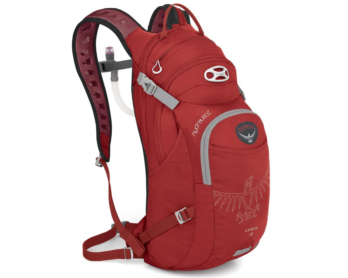 Osprey Viper 13 Hydration Pack (Flashpoint Red) (100oz/3L)