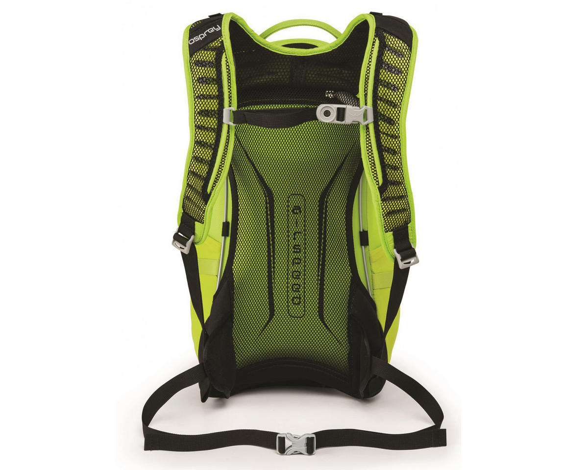 Osprey Syncro 10 Hydration Pack (Velocity Green) (85oz/2.5L)