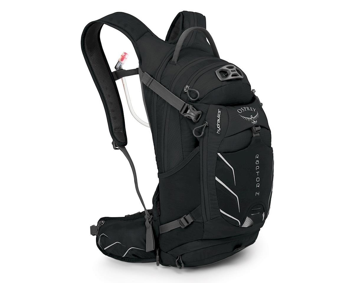 Osprey Raptor 14 Hydration Pack (Black)