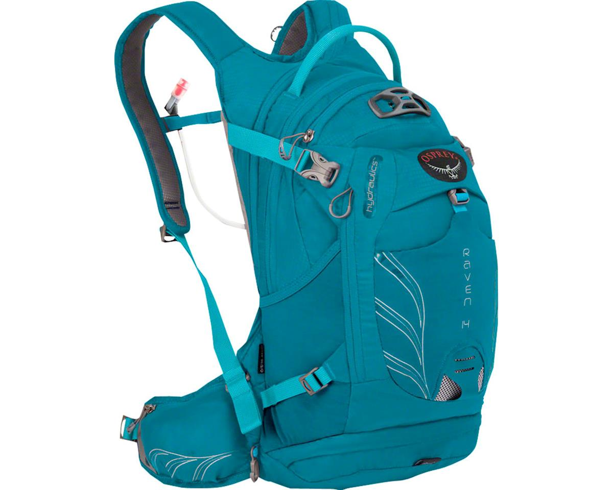 Raven 14 Women's Hydration Pack: Tempo Teal, One Size