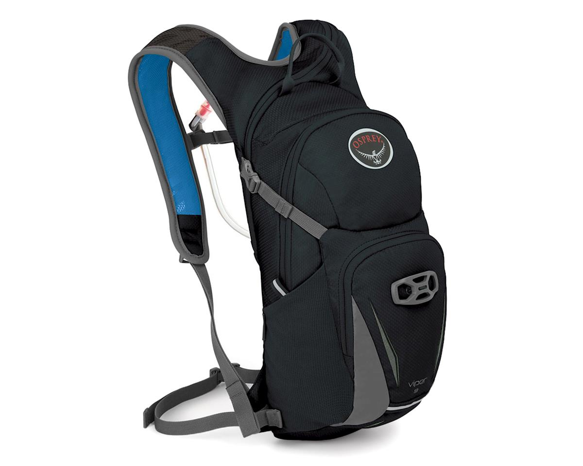 Osprey Viper 9 Hydration Pack (Basalt Black)