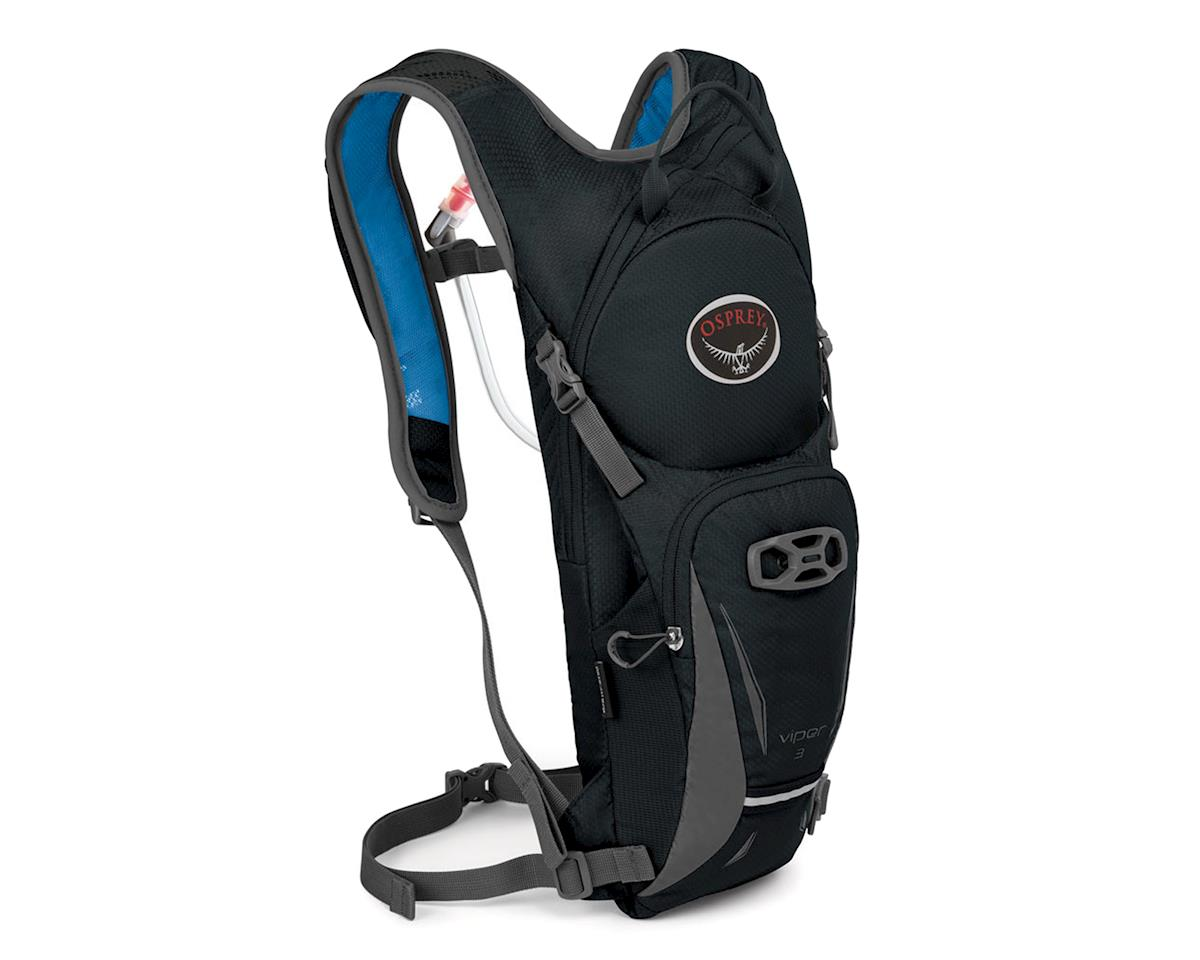Osprey Viper 3 Hydration Pack (Black)