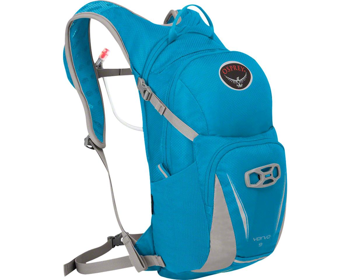 Verve 9 Women's Hydration Pack: Azure Blue, One Size