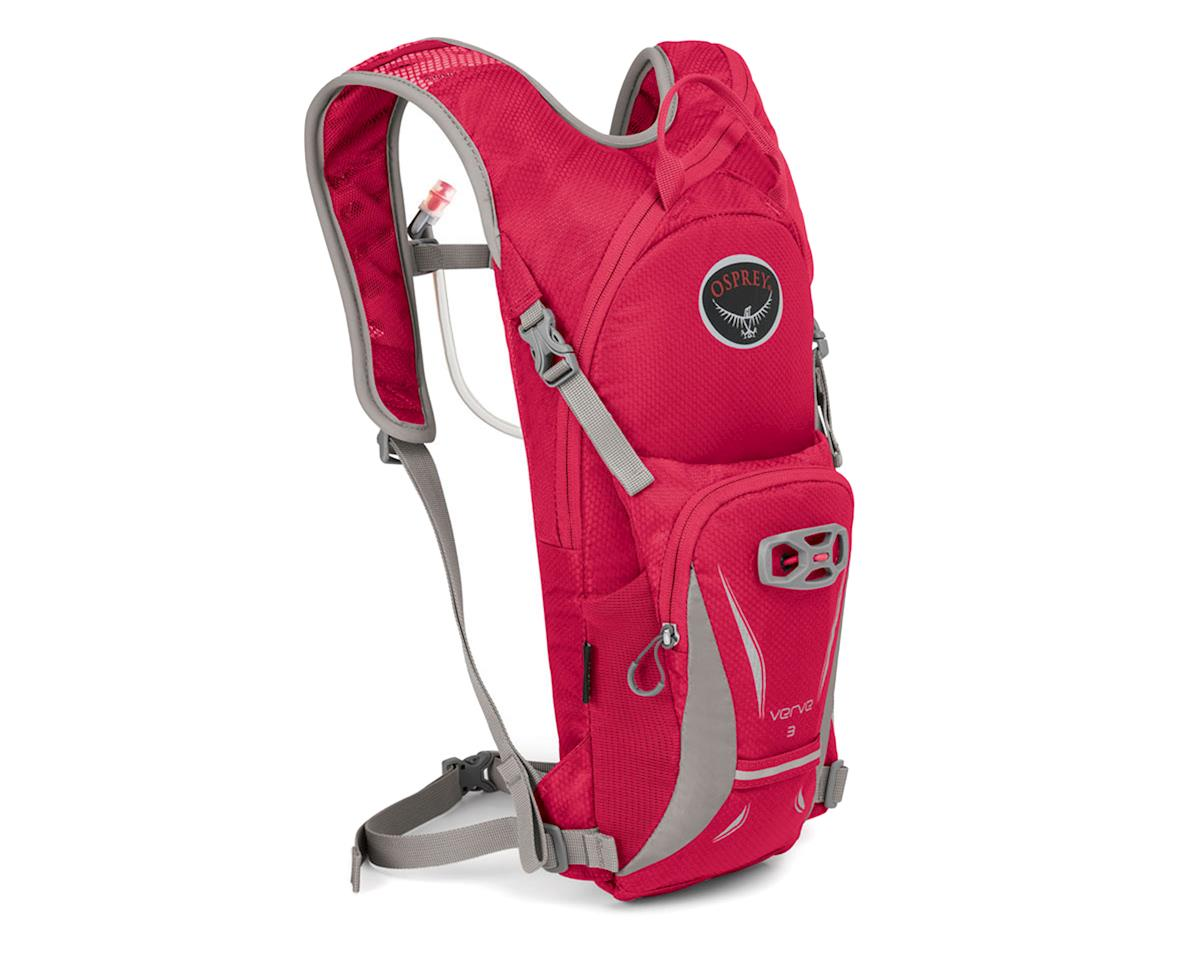 Osprey Verve 3 Women's Hydration Pack (Scarlet Red)