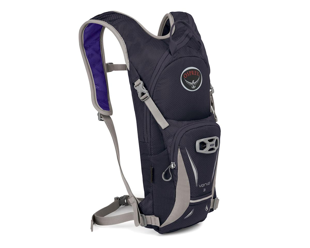 Osprey Verve 3 Women's Hydration Pack (Raven Black)