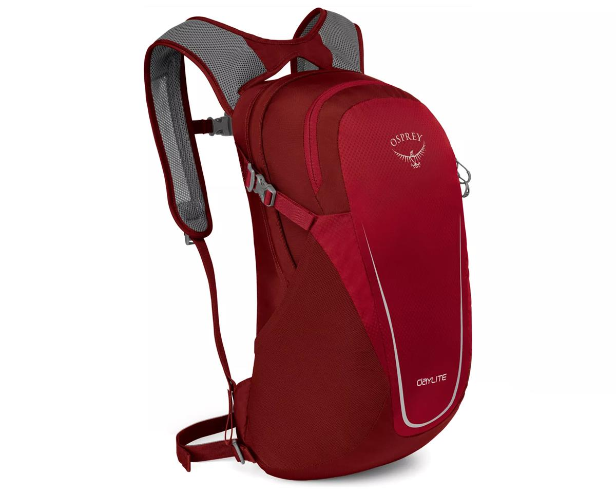 Osprey Daylite Backpack: Real Red, One Size